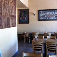 Photo taken at Cafe Raj by David S. on 6/12/2012