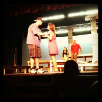Photo taken at Limestone Center Theater by Troy M. on 7/26/2012