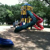 Photo taken at Island Park by Owen B. on 8/17/2012
