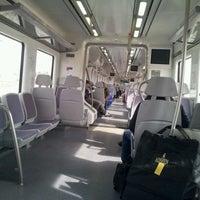 Foto tomada en Cercanías Aeropuerto T4 por EXPRESO d. el 3/23/2012