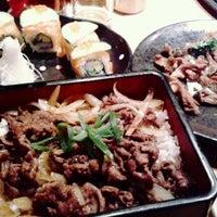 Photo taken at Sushi Tei by Emilia S. on 3/7/2012