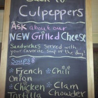 Photo taken at Culpepper's Grill & Bar by Mel W. on 2/17/2012