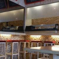 Photo taken at Sumo Sushi by Shin T. on 6/26/2012