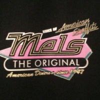 Photo taken at Mel's Diner by Dan H. on 5/22/2012