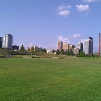 Photo taken at Railroad Park by C.LaLa R. on 7/24/2012