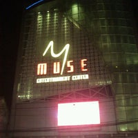 Photo taken at Muse Entertainment Center by Rosihan on 2/14/2012