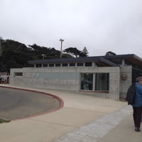 Photo taken at Lands End Visitor Center by Vera T. on 9/1/2012