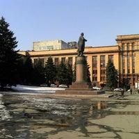 Foto scattata a Площа Героїв Майдану / Heroes of Maidan square da BestAlex il 3/12/2012