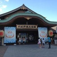 8/19/2012 tarihinde Takao E.ziyaretçi tarafından Oedo Onsen Monogatari'de çekilen fotoğraf