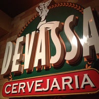 Photo taken at Cervejaria Devassa by Michel C. on 4/28/2012