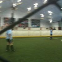 Photo taken at Fairfax Sportsplex by Lynda C. on 6/25/2012