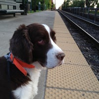 Photo taken at SEPTA Pennbrook Station by Royce on 6/1/2012