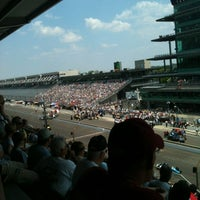 Photo taken at Start/Finish Line by Elliot L. on 5/19/2012