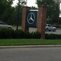 Photo taken at Mercedes-Benz of Easton by Alberto R. on 7/29/2012
