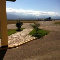 Foto tirada no(a) Aeropuerto de La Rioja - Capitán Vicente Almandos Almonacid (IRJ) por Isaias A. em 5/12/2012