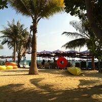 Photo taken at Samae Beach by Nooz Z. on 4/13/2012
