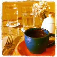 Photo taken at Cafe Mary Grace by Marian M. on 8/27/2012