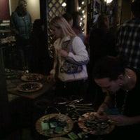 Photo taken at Aldos R-Bar. by Danielle N. on 3/27/2012