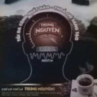 Photo taken at Trung Nguyen Coffee by Happy Man on 8/14/2012