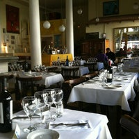 Photo taken at Brasserie Petanque by Ron E. on 5/13/2012