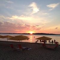 Photo taken at Sunset Beach by Edward S. on 7/6/2012