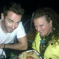 Photo taken at Lush Food Bar by LISA B. on 4/27/2012