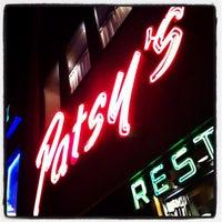 Photo taken at Patsy's Italian Restaurant by Michael K. on 6/6/2012
