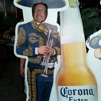 Photo taken at La Bamba Mexican Restaurant by Stephanie D. on 8/19/2012