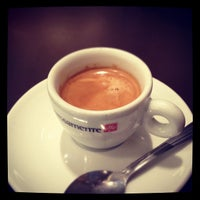 Photo taken at Espressamente Illy by Bobby D. on 2/19/2012