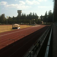 Photo taken at Campo Scuola Gotti by Pier Paolo Z. on 8/24/2012