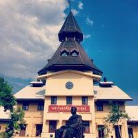 Photo taken at Thammasat University by Kittipos Gob W. on 5/21/2012