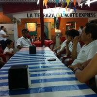 Photo taken at La Terraza del Norte Express by Alejandro S. on 4/12/2012