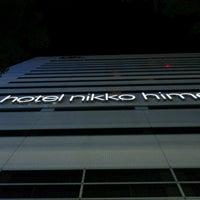 Photo taken at Hotel Nikko Himeji by Tatsuya D. on 6/20/2012