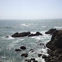 Photo taken at Portuguese Beach by Samantha S. on 4/29/2012
