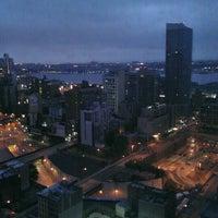 Photo taken at Distrikt Hotel New York City by Alper Y. on 6/17/2012
