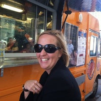 Photo taken at Grilled Cheese Nation Food Truck by Molly Z. on 3/8/2012