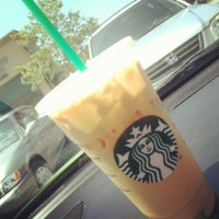 Photo taken at Starbucks by Kelcie T. on 4/27/2012