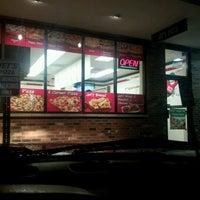 Photo taken at Jets Pizza by Colin🐦 V. on 3/22/2012