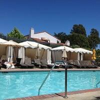 Photo taken at Ojai Valley Inn & Spa by John N. on 7/19/2012