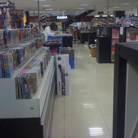 Photo taken at Leitura Superstore by Thiago H. on 3/26/2012