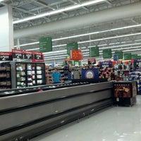Photo taken at Walmart Supercenter by Mark B. on 6/17/2012