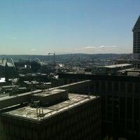 Photo taken at Seattle Municipal Court by Mark W. on 8/1/2012