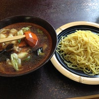 Photo taken at つけ麺大王 by Toru U. on 7/5/2012
