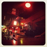 Photo taken at Lucky's Bar by Donovan F. on 9/11/2012