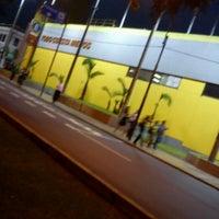 Photo taken at Plaza Vea by Yasser R. on 4/2/2012