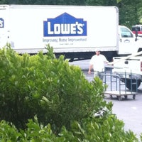 Photo taken at Lowe's Home Improvement by Candy G. on 6/5/2012