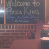 Photo taken at Pizza King by Tramell S. on 6/16/2012