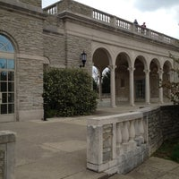 Photo taken at Ault Park by Ed M. on 3/25/2012