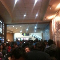 Photo taken at Cinemark by Alejandro G. on 6/30/2012