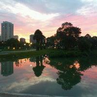 Photo taken at Bishan - Ang Mo Kio Park by Jo J. on 4/21/2012